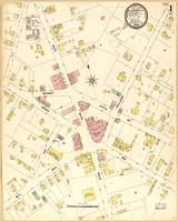 1897 Berlin Md Map 1