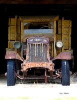 1929 Historic International Flatbed Truck 1