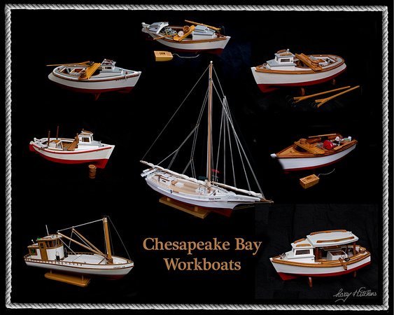 Chesapeake Bay Workboats