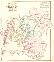 An Outline Plan of Talbot County